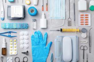 items in dental emergency kit